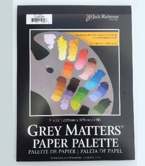 Grey Matters Palette