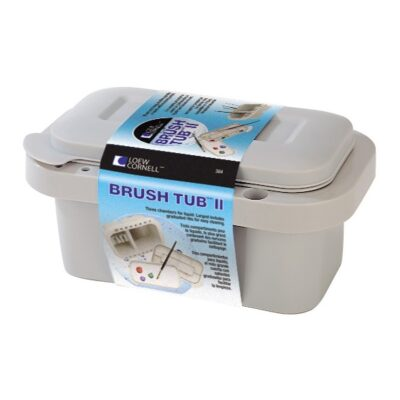 Brush Tub II by loew Cornell