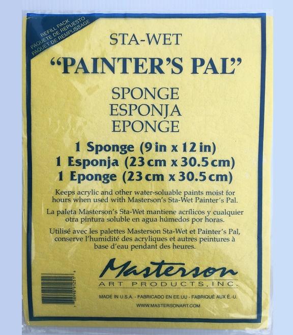 painters-pal-sponge-refill by Masterson Art
