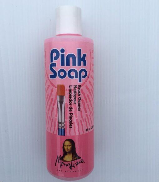 pink soap 8 oz