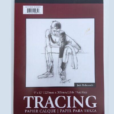 "tracing-pad 9 x 12"""