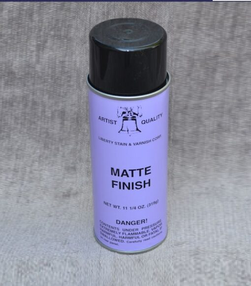 Liberty Matte Spray