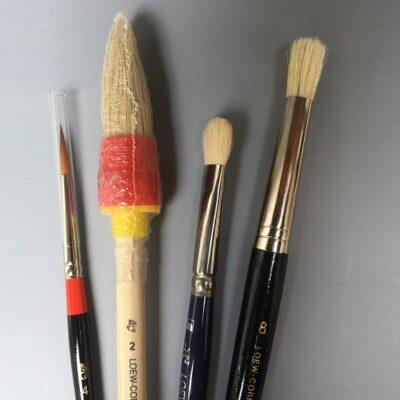 Lynne Andrews Brush Set