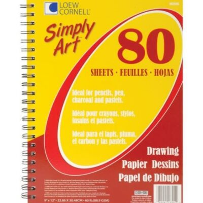 Simply Art Drawing Pad