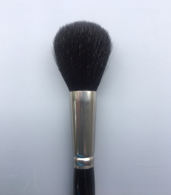Black Round Mop 5618s 14 By Silver Brush Brushes And More