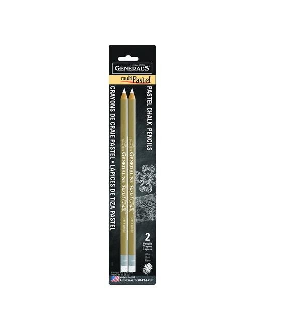 White Chalk Pencil Set