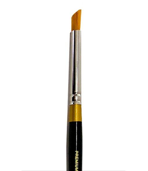 Original Gold Deerfoot Stippler 1/4