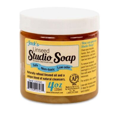 Jacks studio soap 4 oz