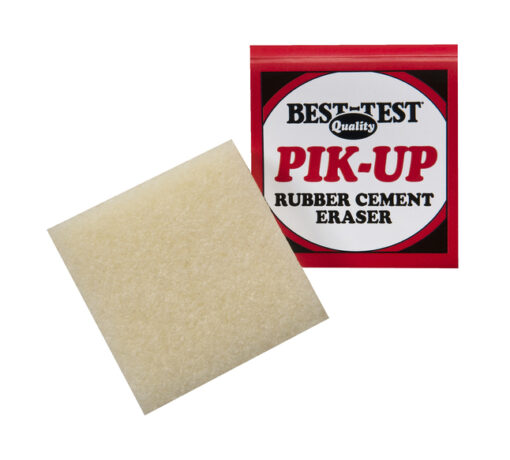 pick up eraser
